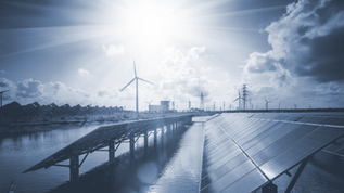Charging Ahead: Innovation in the Energy Industry