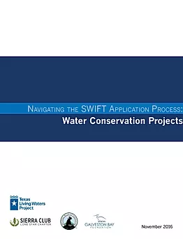 Navigating the SWIFT Application Process: Water Conservation Projects