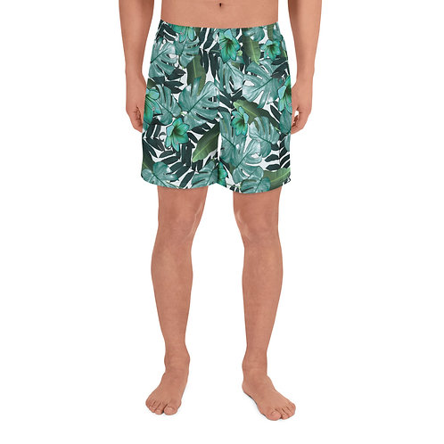 Floral Jungle Shorts