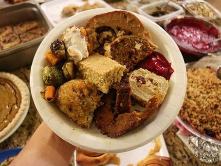 How to Vegan Thanksgiving