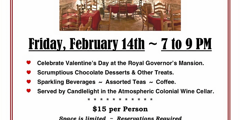 Chocolate By Candlelight