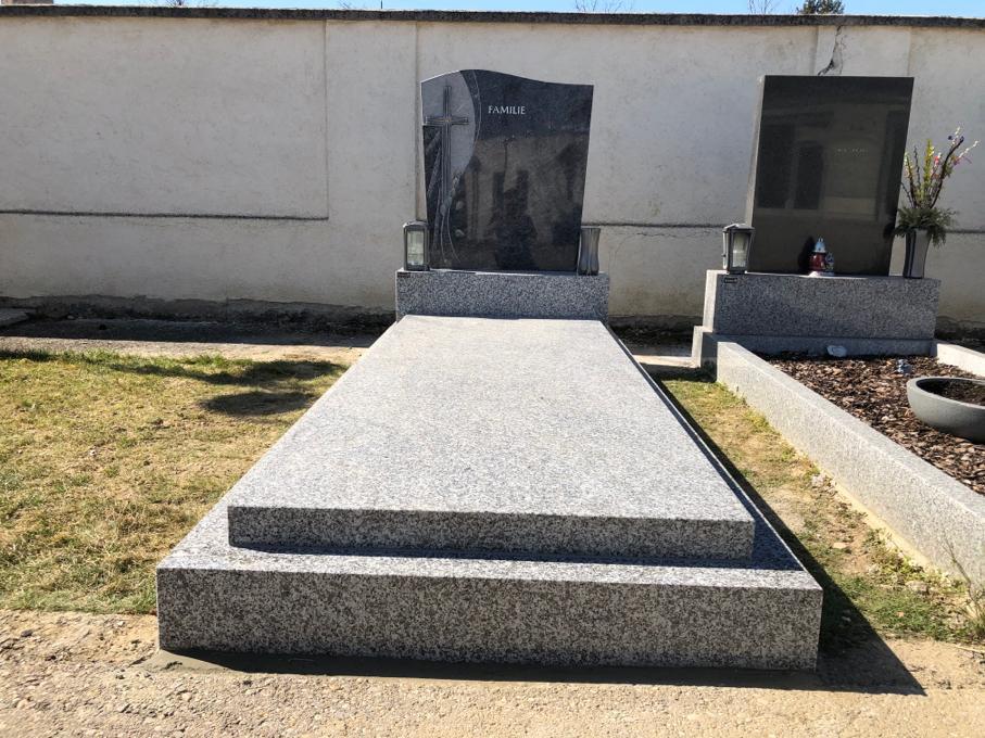 Stein-Schindler Einzelgrab