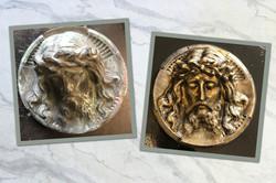 JESUSKOPFSANIERUNG STEIN SCHINDLER