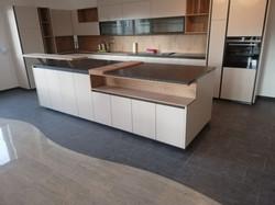 Küchenboden Granit