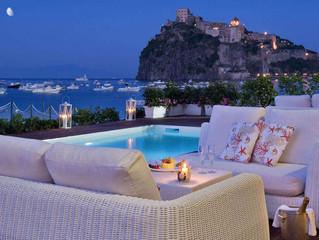 Featured Story Miramare e Castello Ischia, italy