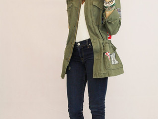 Cool Girl Style St. Patrick's Day Fashion