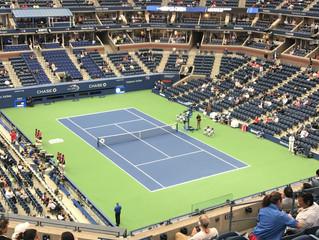 Enjoying A Little Tennis at the US Open