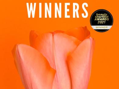 Winners of The Beauty Shortlist Awards Revealed