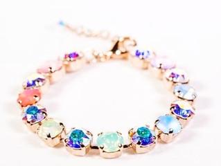 Rainbow Crystal Bracelets