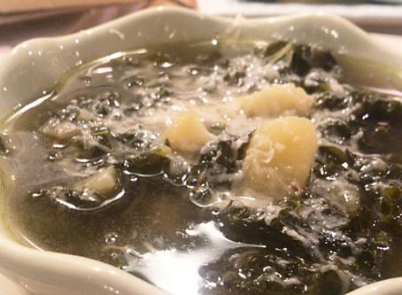 Kale & Potato Soup