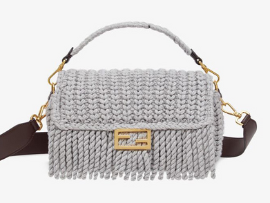 Fun and Fancy Fringe Bags