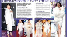 My Tips In Life & Style How to Wear White Fur