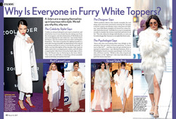 life and style white fur