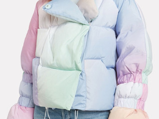 Pastel Puffers { The Style List }