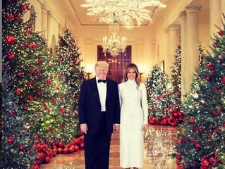 FLOTUS Looks Fabulous for Christmas