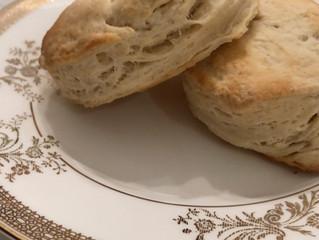 Almond Milk Biscuits