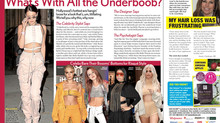 Featured In : Life & Style What's With All the Underboob