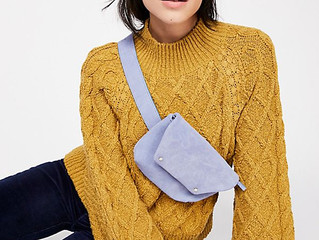 Featured On : The Fashion Spot - 11 Stylish Fanny Packs You Can Wear Without Looking Like a Tourist