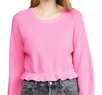 Pink Sweaters {The Style List}