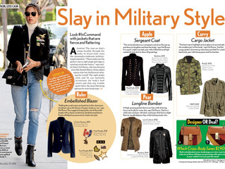 How To Slay Military Style Jackets