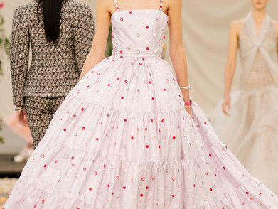 From the Runway Spring21 Haute Couture Shows