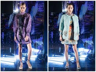 Yuna Yang's FW17 Collection
