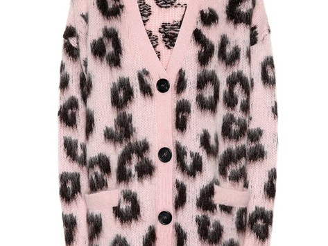 Leopard Cardigans {The Style List}