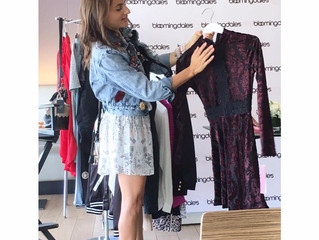 Hosted Bloomingdales Fall Trends Event