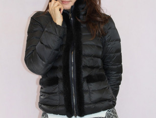 Puffy Coat & A Skirt