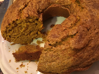 Cooking in Heels { Pumpkin Bread }