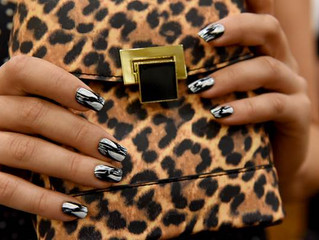Runway Nails Spotted at Christian Siriano & Alice & Olivia