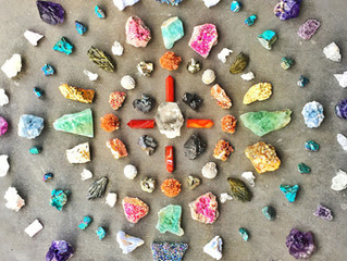 Story Feature Cleanse Your Home with Crystals