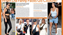 Featured In : Life & Style Fanny Packs Are Back