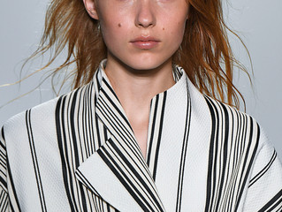 Get The Un-done Runway Hair Look