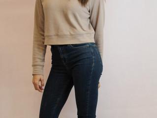 Cropped Sweatshirt Style