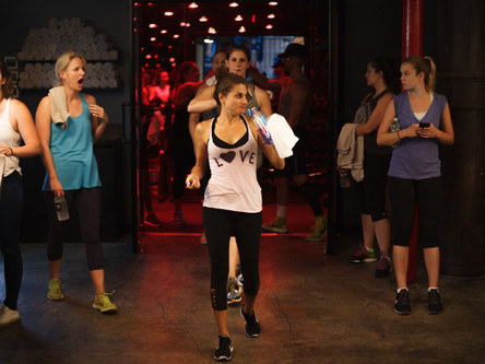 Fiji Fit at Barry's Bootcamp