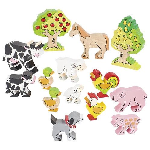 goki 53034 Farm animals