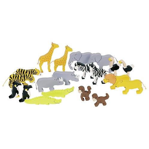 goki 53942 African animals