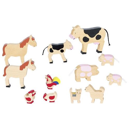 goki GK370 Farm Animals