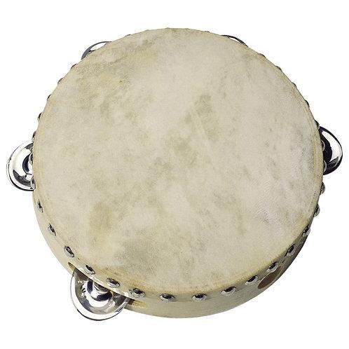 goki UC085 Tambourine with 5 bells