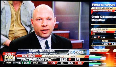 Dr. Henderson on Stossel