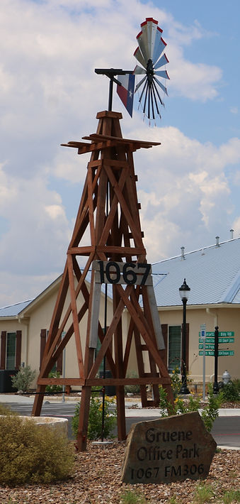 Windmill on FM-306 Gruene Office Park
