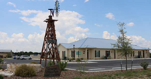 Gruene Office Park - 1067 FM 306, New Braunfels, TX