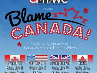 Announcing BLAME CANADA 2015