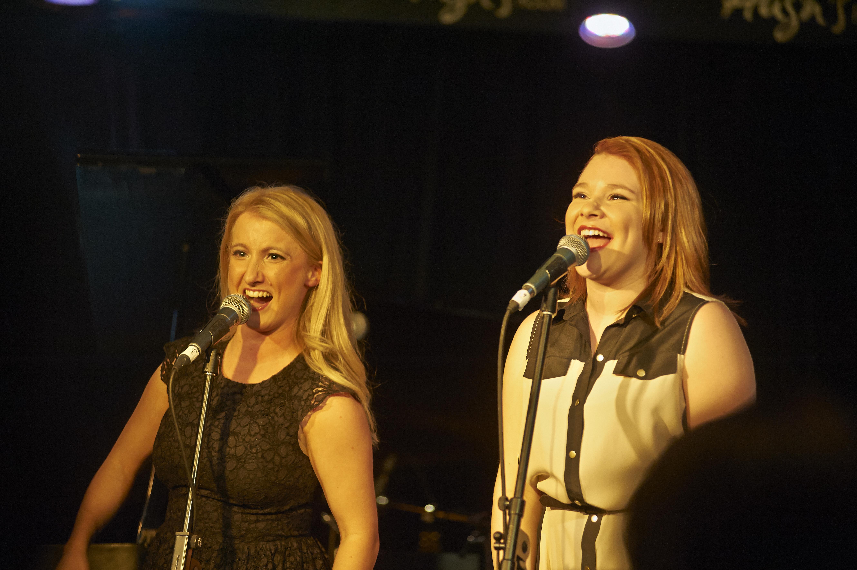 Dana Jean Phoenix and Jenny Weisz