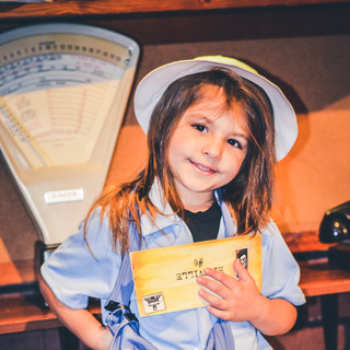 Kids Love Delivering The Mail