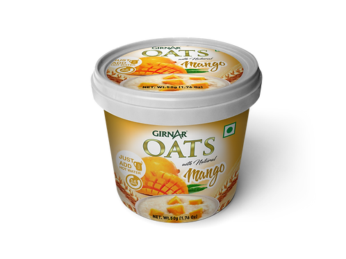 Oats with Mango (Pack of 6)