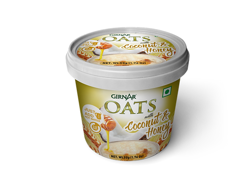 Oats with Coconut & Honey (Pack of 6)