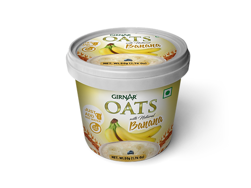 Oats with Banana (Pack of 6)