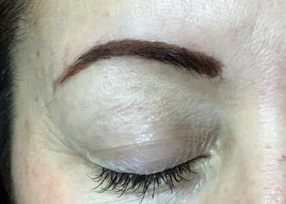Henna Spa Brow After